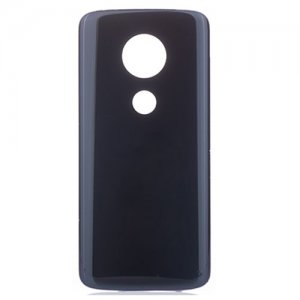 Motorola Moto G6 Play Battery Door Black Original