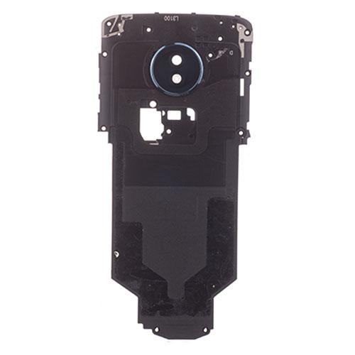 Motorola Moto G6 Play Front Housing Black Original