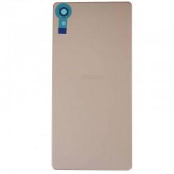 Sony Xperia X Battery Door Rose Gold Ori