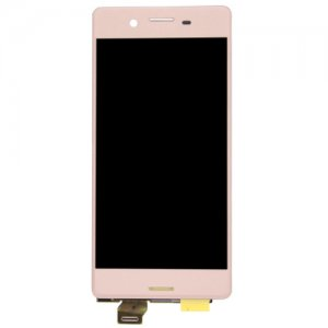 Sony Xperia X LCD with Digitizer Assembly Rose Gold OEM