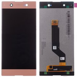 Sony Xperia XA1 Ultra C7 LCD with Digitizer Assembly Pink OEM