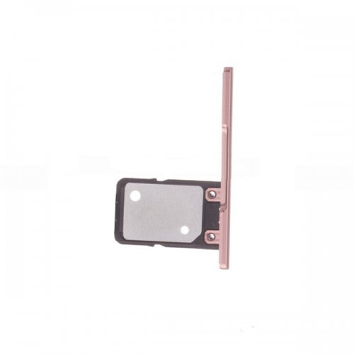 Sony Xperia XA1 Ultra C7 SIM Card Tray Pink Ori (Single Card Version)