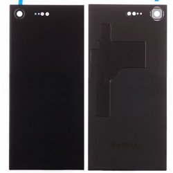 Sony Xperia XZ Premium Battery Door With Camera Lens Black Ori