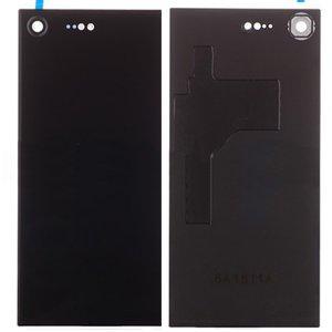 Sony Xperia XZ Premium Battery Door With Camera Lens Black Ori