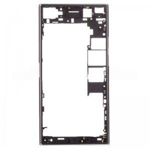 Sony Xperia XZ Premium Front Housing Black Ori