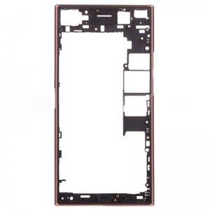 Sony Xperia XZ Premium Front Housing Pink Ori