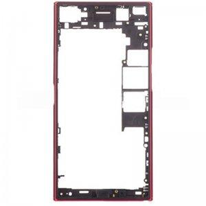 Sony Xperia XZ Premium Front Housing Red Ori