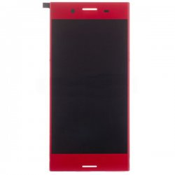 Sony Xperia XZ Premium LCD with Digitizer Assembly Red Ori
