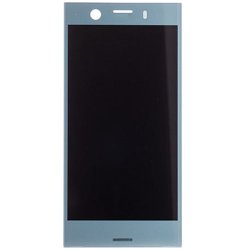 Sony Xperia XZ1 Compact LCD with Digitizer Assembly Blue OEM
