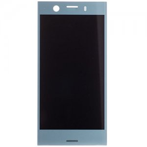 Sony Xperia XZ1 Compact LCD with Digitizer Assembly Blue Ori