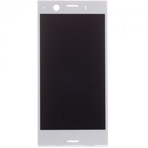 Sony Xperia XZ1 Compact LCD with Digitizer Assembly Silver Ori