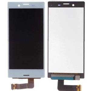 Sony Xperia X Compact  LCD with Digitizer Assembly Blue OEM