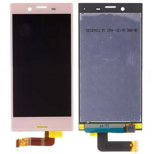Sony Xperia X Compact  LCD with Digitizer Assembly Pink OEM