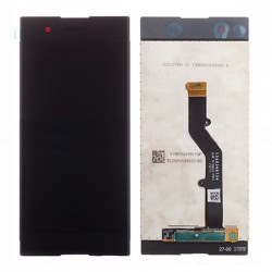 Sony Xperia XA1 Plus LCD with Digitizer Assembly Black original