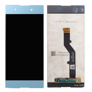 Sony Xperia XA1 Plus LCD with Digitizer Assembly  Blue original