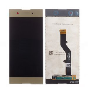 Sony Xperia XA1 Plus LCD with Digitizer Assembly  Gold original
