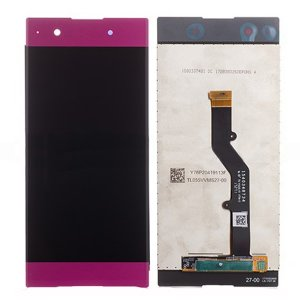 Sony Xperia XA1 Plus LCD with Digitizer Assembly  Purple original