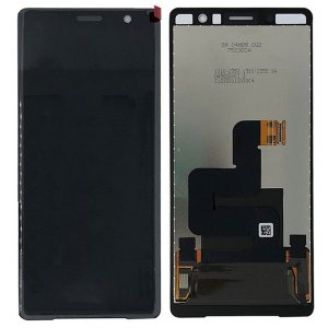 Sony Xperia XZ2 Compact  LCD with Digitizer Assembly   Black original