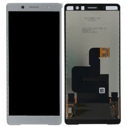 Sony Xperia XZ2 Compact  LCD with Digitizer Assembly  Silver original