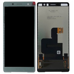 Sony Xperia XZ2 Compact  LCD with Digitizer Assembly  Light Green original