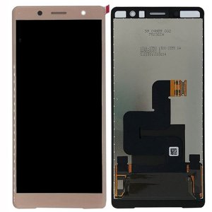 Sony Xperia XZ2 Compact  LCD with Digitizer Assembly  Pink original
