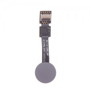 Sony Xperia XZ2 Compact Fingerprint Sensor Flex Cable Silver Ori