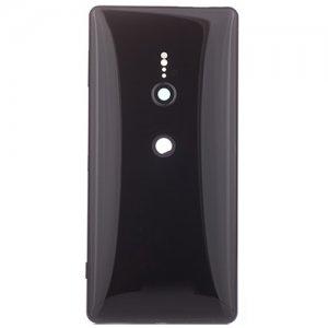 Sony Xperia XZ2 Battery Door Black Ori