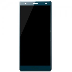 Sony Xperia XZ2 LCD with Digitizer Assembly Dark Green Ori