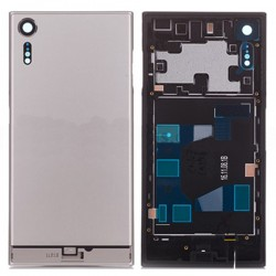 Sony Xperia XZs Battery Door With Camera Lens White Ori