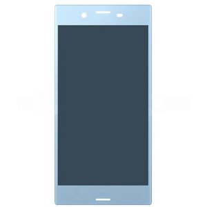 Sony Xperia XZs LCD with Digitizer Assembly Blue Ori