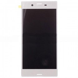 Sony Xperia XZs LCD with Digitizer Assembly Silver Ori