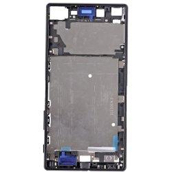 Sony Xperia Z5 Premium Front Housing Black Ori (Dual Card Version)