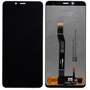 Xiaomi Redmi 6/6A LCD with Digitizer Assembly  Black OEM