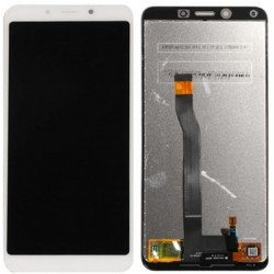 Xiaomi Redmi 6/6A LCD with Digitizer Assembly  White Aftermarket
