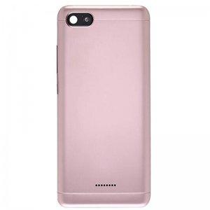 Xiaomi Redmi 6A Battery Door Pink Ori Dual Card Version