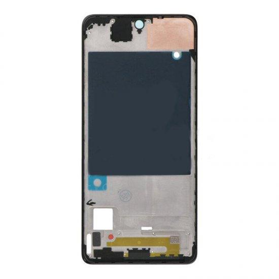 Xiaomi Redmi Note 10 Pro Max Front Housing Black Ori