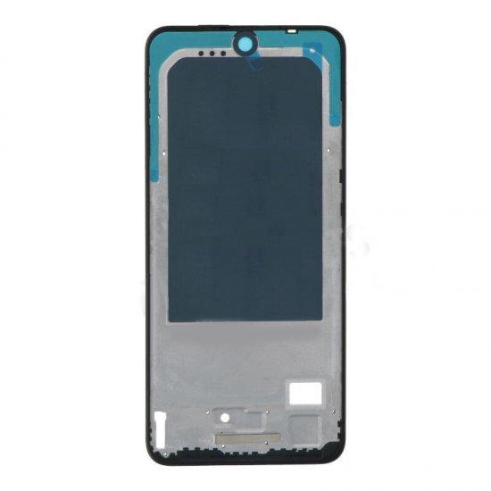 Xiaomi Redmi Note 10S Front Housing Black Ori