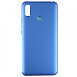 Xiaomi Mi Max 3 Battery Door Blue Ori