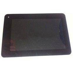 LCD Screen and Digitizer Touch Screen for Acer Iconia Tab B1-710 Black