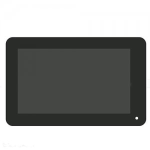 Screen Replacement With Frame for Acer Iconia Tab B1-711 Black