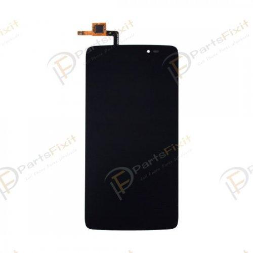 Alcatel One Touch Idol 3 OT6045 6045y lcd with digitizer Black