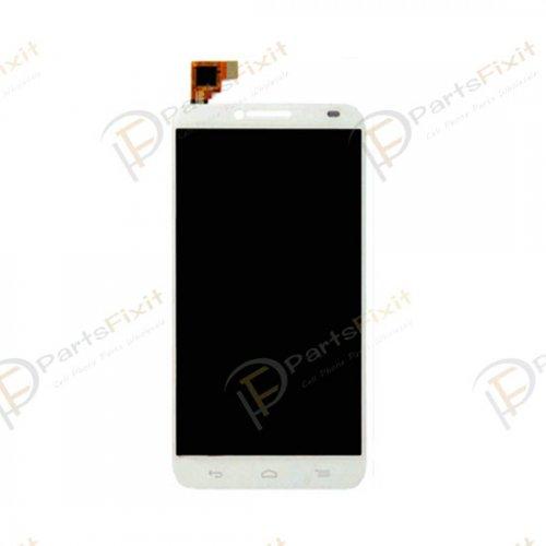 Alcatel Idol 2 OT-6037 lcd with digitizer White