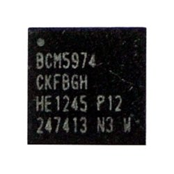 Touch Control IC BCM5974CKFBGH CD3240BO for iPad 2
