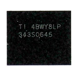 Touch Control IC 343S0645 for iPhone 5S Black