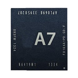 A7 CPU IC for iPhone 5S