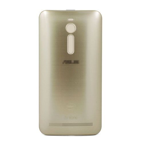 Battery Door for Asus Zenfone 2 ZE551ML Gold(Silic...