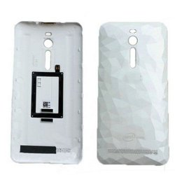 Battery Door for Asus Zenfone 2 ZE551ML White(Crystal Lines)