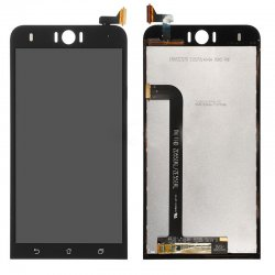 LCD and Digitizer Touch Screen for Asus Zenfone Selfie ZD551KL Black