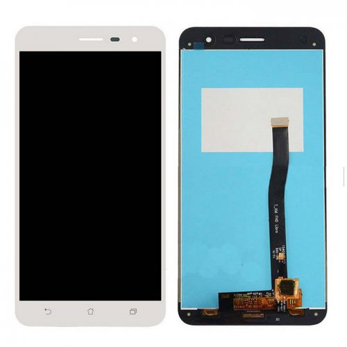 Screen Replacement for Asus Zenfone 3 ZE552KL Whit...