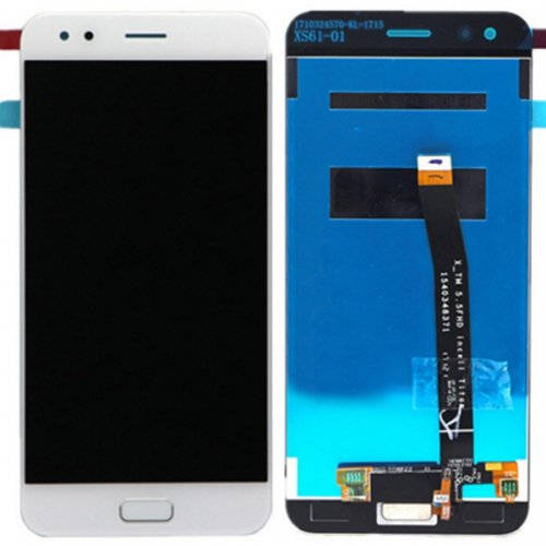 Screen Replacement for Asus Zenfone 4 ZE554KL Whit...